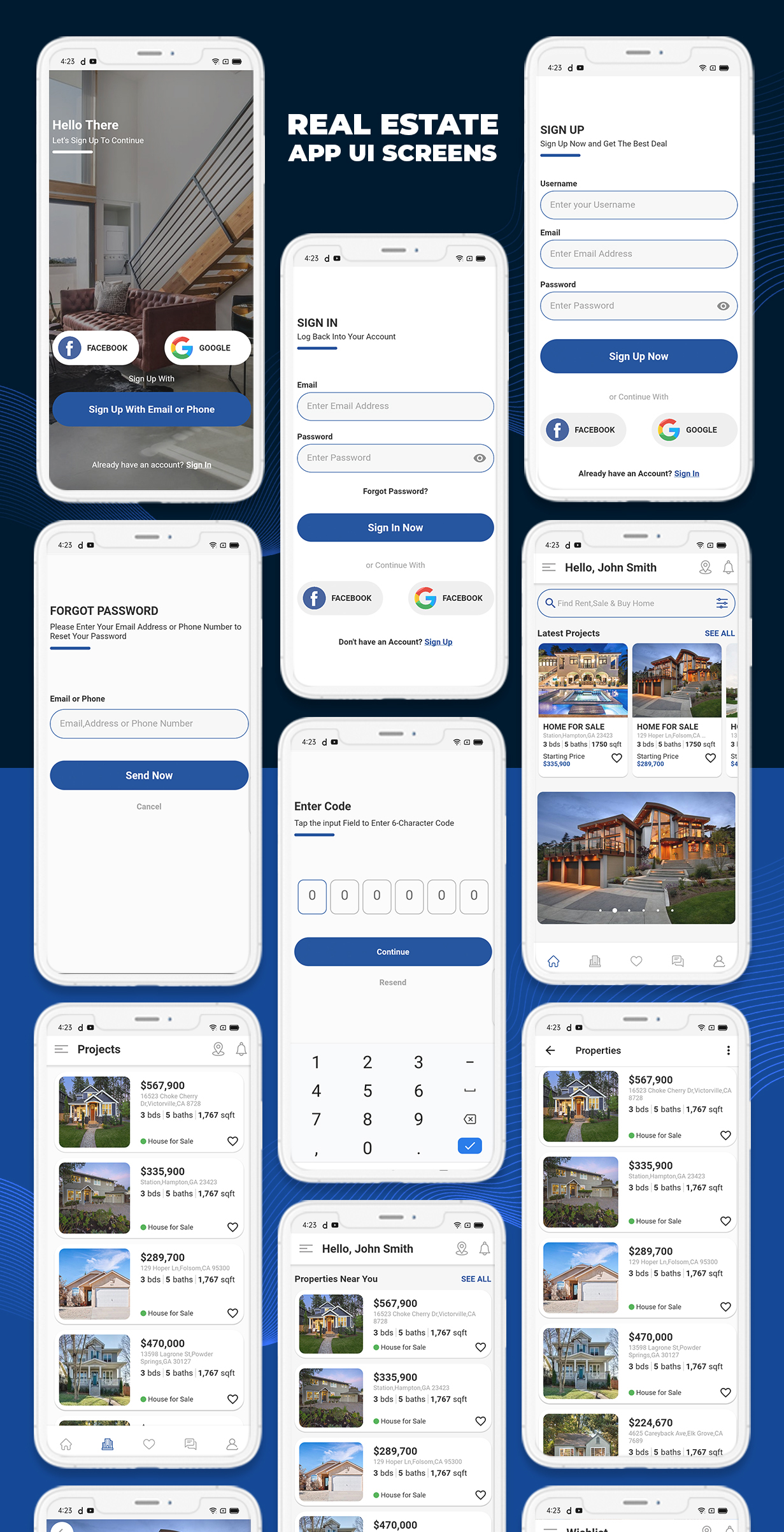 onProperty - Real Estate App Template for Flutter (Android and IOS) - 12
